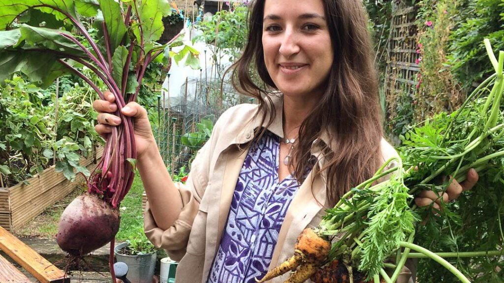 Katie Tyler – Food Growing Internship